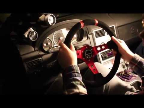 NRG Quick Release & Steering Wheel - Chrysler Crossfire