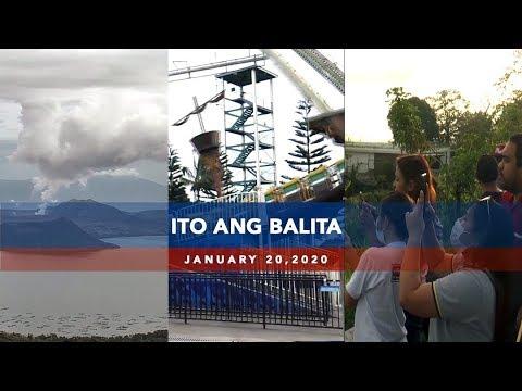 UNTV: Ito Ang Balita   January 20, 2020