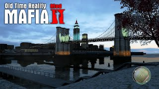 MAFIA II 2020 Remastered First Person Gameplay Old Time Reality Next-Gen Graphics 60fps 1440p
