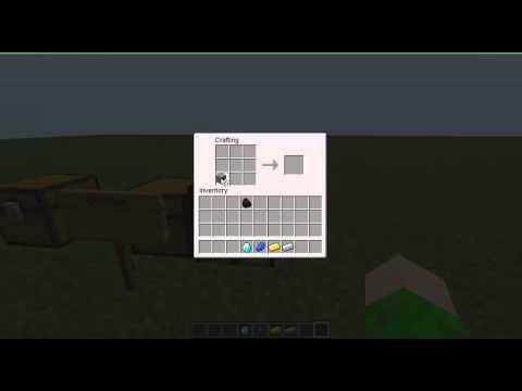 Minecraft - Mod Showcase - Useful Recipes Mod 1.4.5