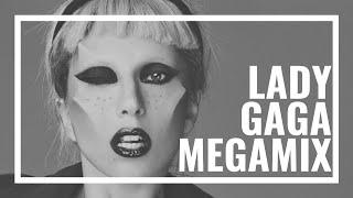 Lady Gaga Megamix 2011 - The Evolution of Gaga 2.0