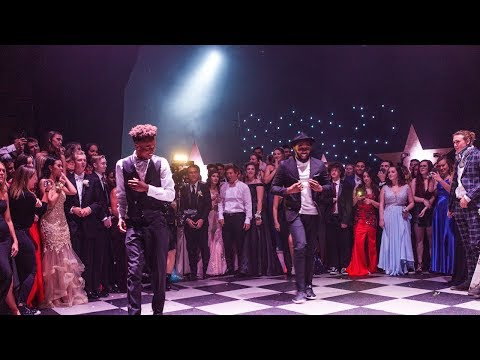 tWitch Surprises a High School Senior for His Prom