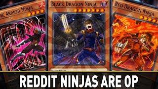 REDDIT NINJA DECK OP | YuGiOh Duel Links Mobile PVP W/ ShadyPenguinn