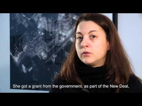 Vidéo de Berenice Abbott