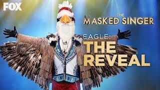 The Eagle Is Revealed As Dr. Drew | Season 2 Ep. 3 | THE MASKED SINGER