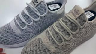 neue adidas tubuläre schatten stricken unboxing!2016 yeezy die oliven!
