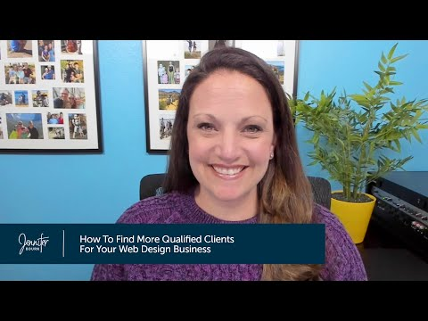 25 Tips To Find More Qualified Clients For Your Web Design Business