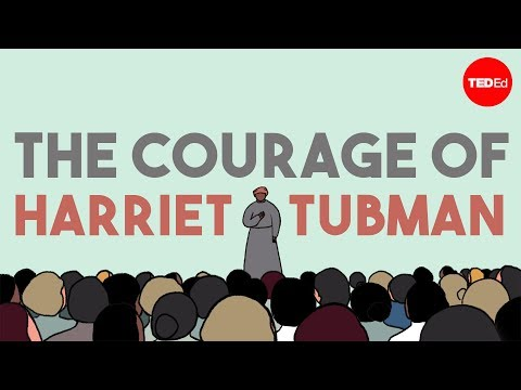 The breathtaking courage of Harriet Tubman – Janell Hobson