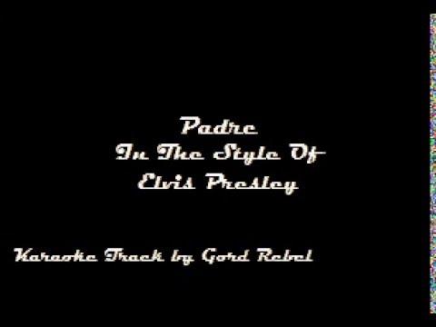Padre - Elvis Presley - Karaoke Online Version