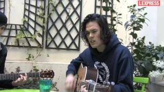 Justin Nozuka  Mr Therapy Man Session Acoustique