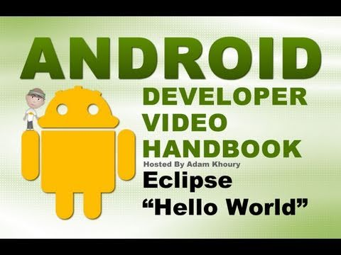 How to Create Android Apps – Eclipse Export .apk Market Ready Files