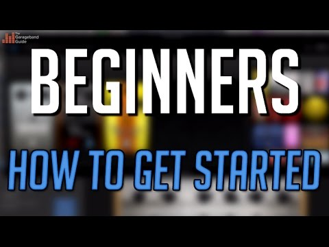 Garageband Tutorial For Beginners – Set Up Your Project