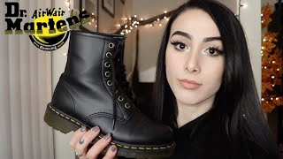 DR. MARTENS VEGAN 1460 REVIEW | Worth the $?