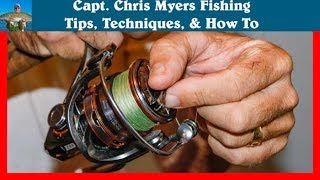 Setting the Drag on your Fishing Reel