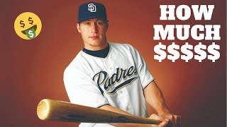 How Much $$$ Are You Paid When Called Up to MLB
