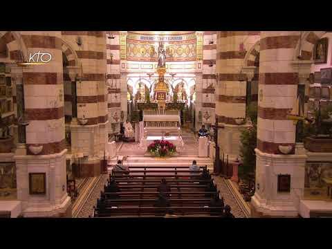 Laudes et Messe du 29 décembre 2020 à Notre-Dame de la Garde
