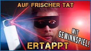 BOSCH Smart Home: Dennis AUF FRISCHER TAT ERTAPPT!! + GEWINNSPIEL / Verlosung / Giveaway