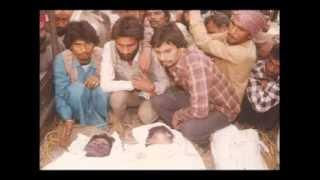 Chamkila Killed In 8  31988 Mehsampur Phillaur Jalandhar PUNJAB}