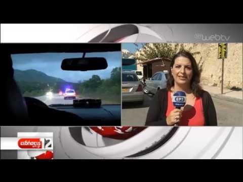 Κρήτη: Επίθεση σε οδηγό ταξί-Τον χτύπησαν με σκεπάρνι   25/10/2019   ΕΡΤ
