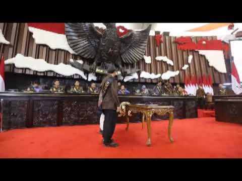 Gladi Kotor Pelantikan Presiden dan Wakil Presiden 2019-2024