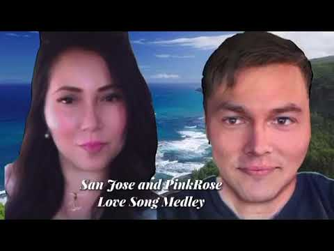 Love Songs Medley by San Jose and PinkRose