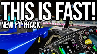 This New F1 Track Is CRAZY FAST!!!