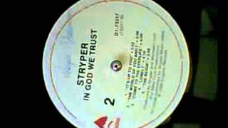 Stryper - It's Up To You