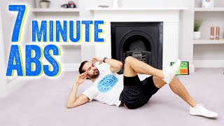7 Minute Abs Blaster | The Body Coach TV