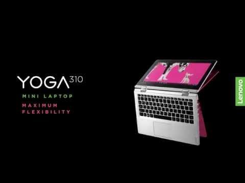 Yoga 310 Product tour