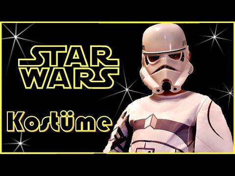 Star Wars Kostüme von ILKiNG ♛ Vlog