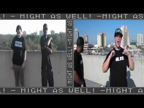 RedStryke feat Mr 813 - Might As Well (Official Music Video)