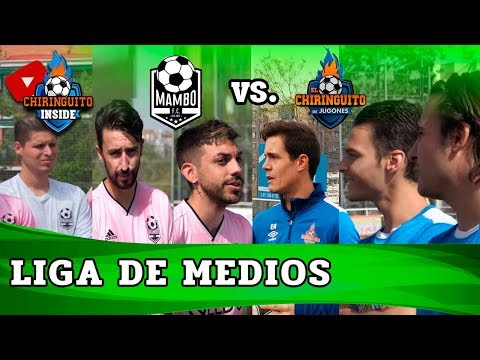 EL CHIRINGUITO VS. MAMBO FC | LIGA DE MEDIOS | Jornada 2 Fase Grupos | Chiringuito Inside HD Mp4 3GP Video and MP3