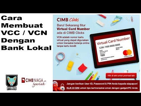Cara Membuat VCN / VCC ?? Gampang!
