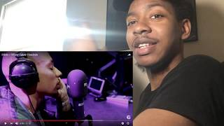 AMERICAN REACTS To Fredo | Tiffany Calver Freestyle PART 2 🔥🔥🔥
