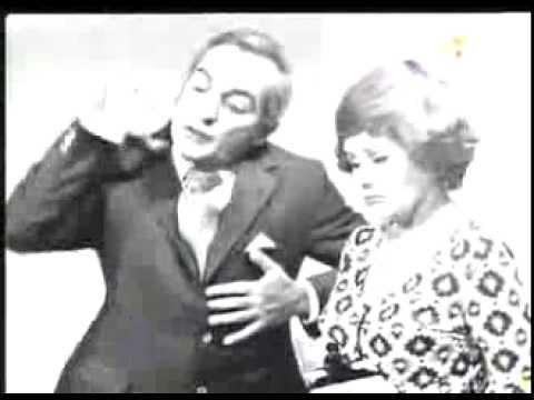 Stela Popescu și Ștefan Bănică: Dactilografa (1971)