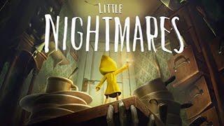 Полное прохождение Little Nightmares без комментариев