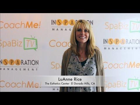 LuAnne Rice - The Esthetics Center