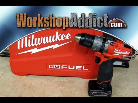 Milwaukee Brushless M12 Fuel 1/2″ Hammer Drill / Driver Review