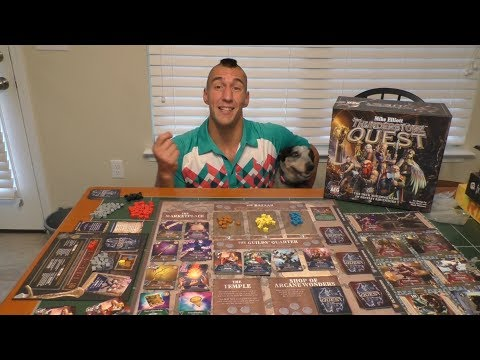 SDG plays Thunderstone Quest