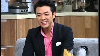 Wonho Chung ونهو تشونغ على برنامج آخر الأسبوع