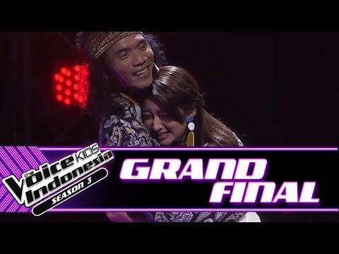 ", title : 'Keva ""Suaramu Tak Terganti"" | The Winner of The Voice Kids Indonesia Season 3 GTV'"