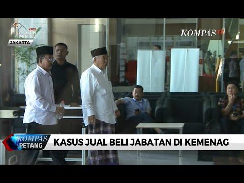 KPK Periksa Pimpinan Ponpes di Kasus Suap Jabatan Kemenag