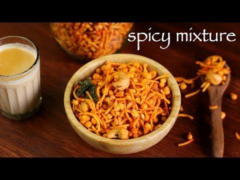 mixture recipe