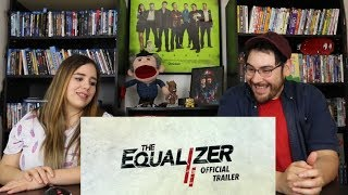 The Equalizer 2 - Official Trailer Reaction / Review