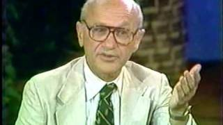 Milton Friedman on Donahue #2