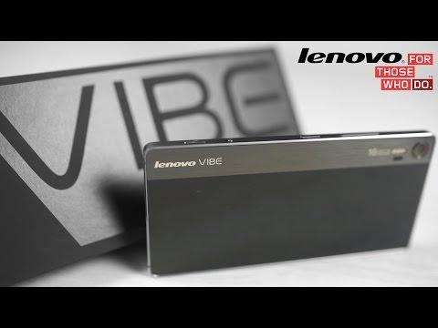 Lenovo Vibe Shot - Unboxing & Hands On (4K)