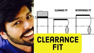 Explain Clearance Fit with example : engineering lectures