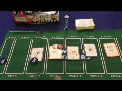 Bower's Game Corner: Wits & Wagers Review