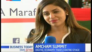 Digital Economy takes center-stage in the Amcham Summit | Business Today