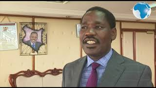 CS Munya rubbishes Murkomen's claims on State's move to stop buying